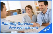 warranty painting services